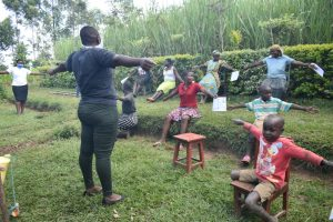 The Water Project:  Conducting The Social Distancing Test