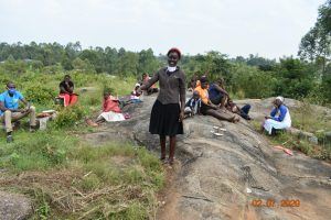 The Water Project:  Mercy Actively Participates At Training