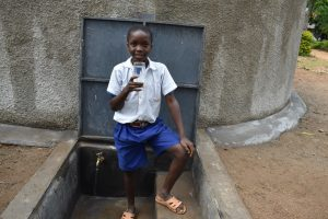The Water Project:  Drinking Clean Water