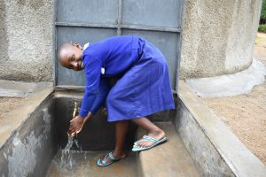 The Water Project:  Enjoying Clean Water To Clean Hands