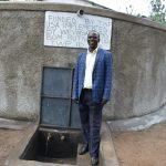 The Water Project: Mutiva Primary School -  Headteacher Mr Shogi Odari