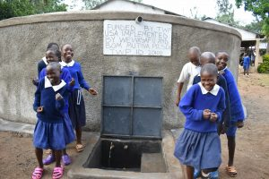 The Water Project:  All Smiles And Laughter Here