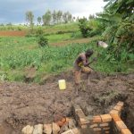 The Water Project: Mahira Community, Litinyi Spring -  Site Clearance
