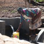 The Water Project: - Mahira Community, Litinyi Spring