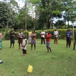 The Water Project: Harambee Community, Elijah Kwalanda Spring -  Covid Highlight Session