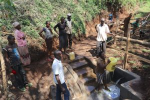The Water Project:  Mounting Clean Water