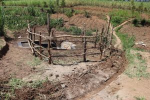 The Water Project:  Cut Off Drainage
