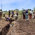 The Water Project: Mukhuyu Community, Chisombe Spring -  Onsite Training