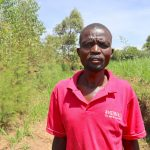 The Water Project: Mukhuyu Community, Chisombe Spring -  Dan Namutali