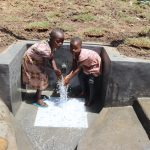 The Water Project: Mukhuyu Community, Chisombe Spring -  Water Celebrations