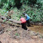 The Water Project: Harambee Community, Elijah Kwalanda Spring -  Site Clearance