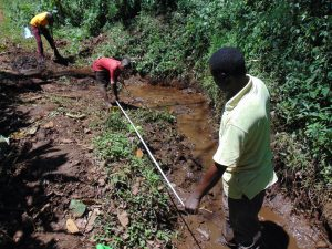 The Water Project:  Site Measurements