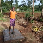 The Water Project: Harambee Community, Elijah Kwalanda Spring -  Smiles For Sanplats