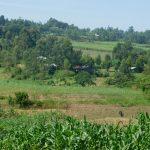 The Water Project: Mabanga Community, Ashuma Spring -  Community Landscape