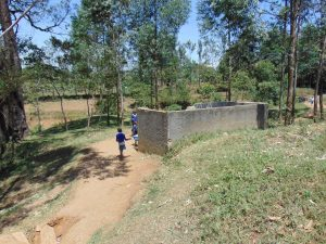 The Water Project:  Boys Urinal