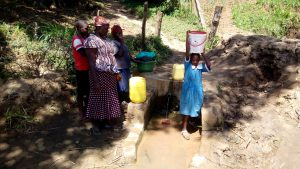 The Water Project:  Ready To Walk Back To School