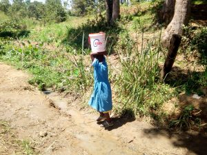 The Water Project:  On The Walk Back To School