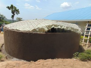 The Water Project:  Dome Casting