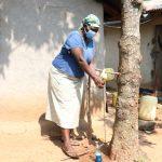The Water Project: Shihingo Community, Mulambala Spring -  Handwashing