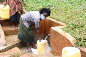 The Water Project:  Alice At The Water Point