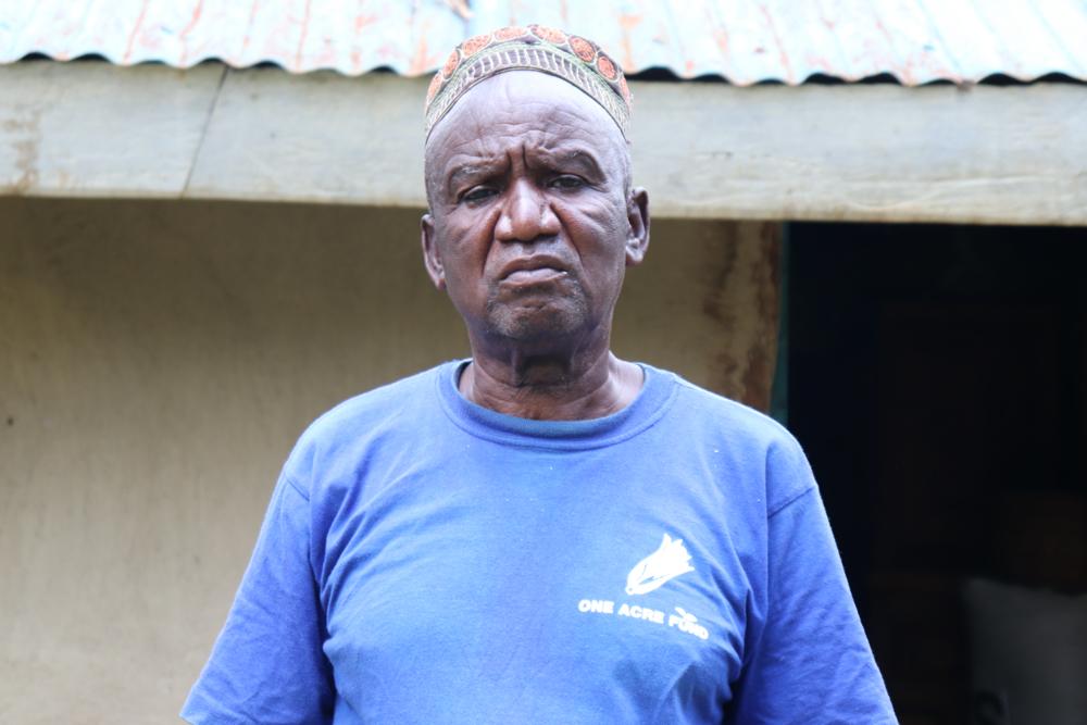 The Water Project : covid19-kenya19141-joseph-wekesa