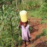 The Water Project: Mumuli Community, Marko Mutamba Mumuli Spring -