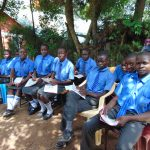The Water Project: Malinda Secondary School -  Students At Training