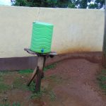 The Water Project: Friends Kisasi Secondary School -  Handwashing Point