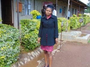 The Water Project:  Teacher Muyuka Lavenda