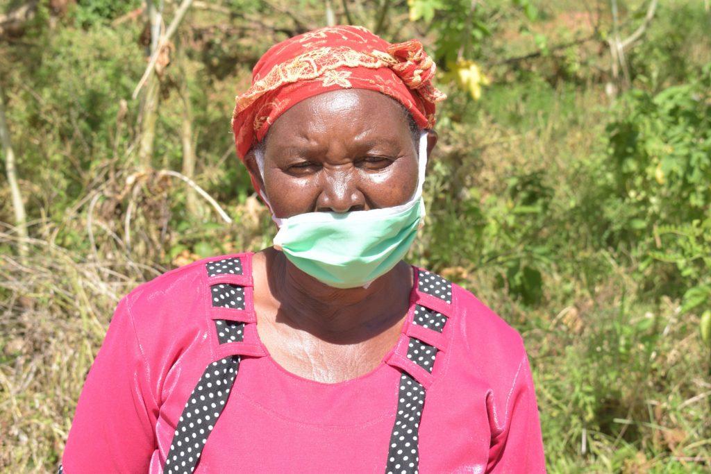 The Water Project : kenya18221-mary-kitheka-61yrs-3
