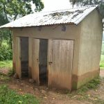 The Water Project: Isango Primary School -  Boys Latrine