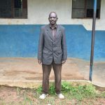 The Water Project: Isango Primary School -  Headteacher Mr Makana