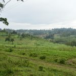 The Water Project: Isango Primary School -  Looking Down Into The Village From The School