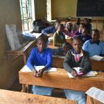 The Water Project: Isango Primary School -  Students In Class