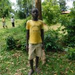 The Water Project: Emutetemo Community, Lubale Spring -  Braiton