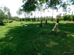 The Water Project:  Kids Play While Home From School Due To Covid