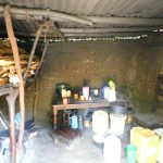 The Water Project: Emutetemo Community, Lubale Spring -  Kitchen Interior