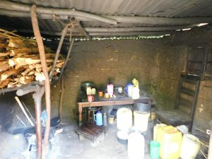 The Water Project:  Kitchen Interior