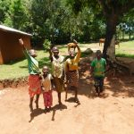 The Water Project: Mukhweso Community, Shemema Spring -  Happiness
