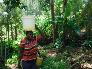 The Water Project:  Taking Water Home