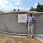 The Water Project: Malinda Secondary School -  Water And Sanitation Teacher