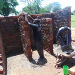 The Water Project: Kapkoi Primary School -  Latrine Construction