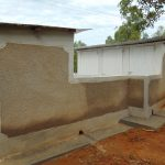 The Water Project: Kapkoi Primary School -  Latrines