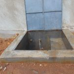 The Water Project: Kapkoi Primary School -  Water Flowing At The Water Point