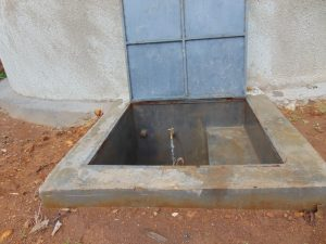 The Water Project:  Water Flowing At The Water Point