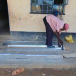 The Water Project: Boyani Primary School -  Gutter Preparation