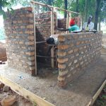 The Water Project: Boyani Primary School -  Latrine Construction