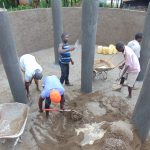 The Water Project: Boyani Primary School -  Plastering Inside