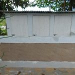 The Water Project: Boyani Primary School -  Vip Latrine Block
