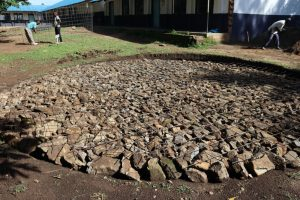 The Water Project:  Stone And Wire Foundation